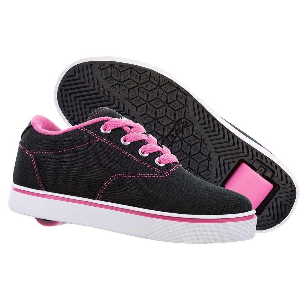 0273b893b72c Heelys Launch Girls Shoes Black   Pink US 2