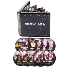 Weider Ruthless Workout DVD Set, , rebel_hi-res