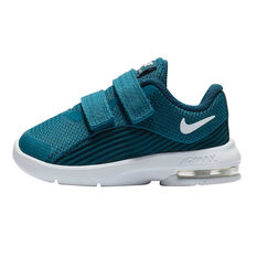 Nike Air Max Advantage 2 Kids Running Shoes Blue US 2, Blue, rebel_hi-res