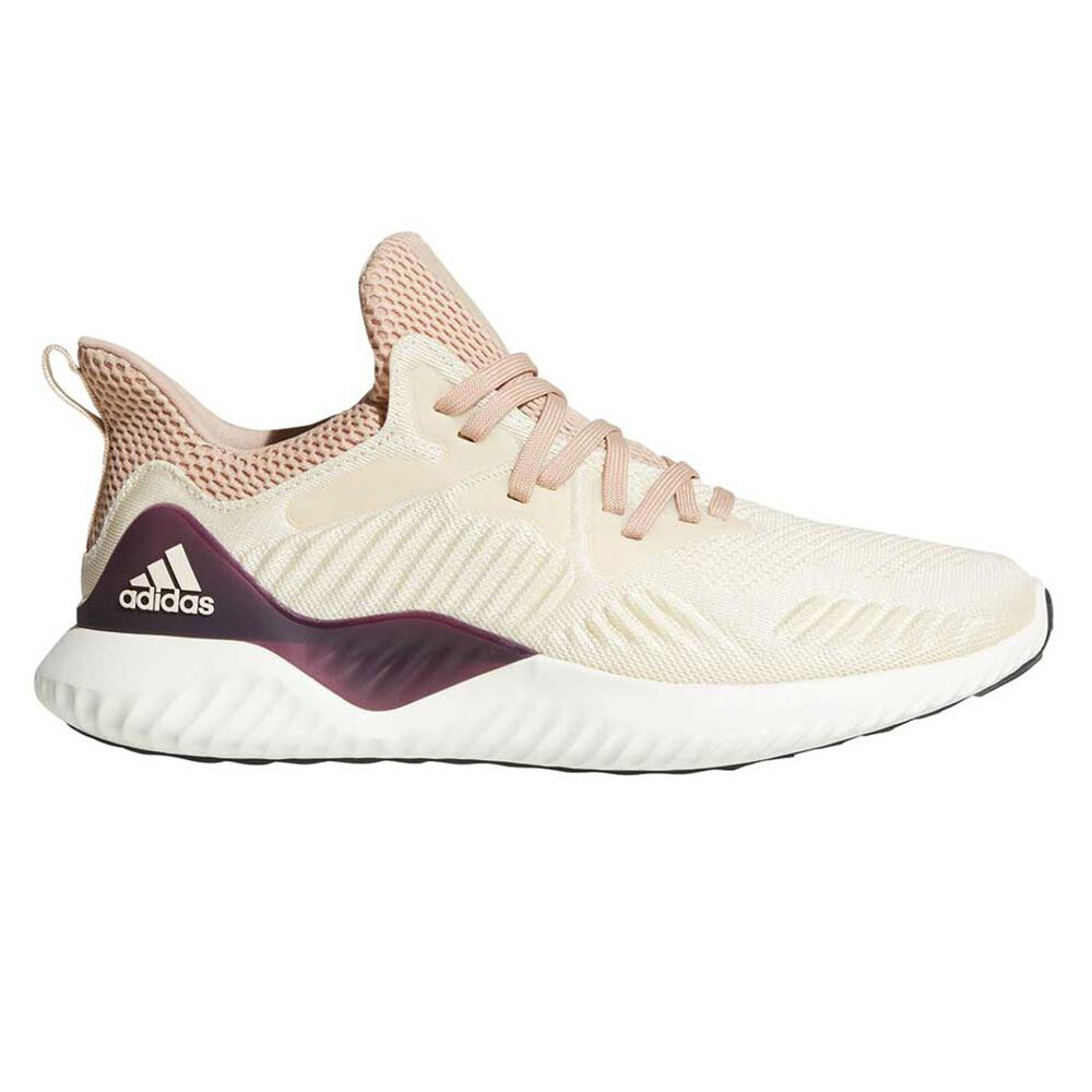 adidas Alphabounce Beyond Womens Running Shoes Beige   Rose US 8 ... bc65caaa9