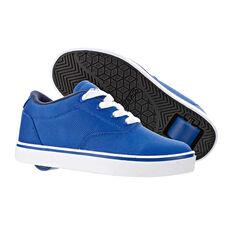 Heelys Launch Boys Shoes Blue / White US 13, Blue / White, rebel_hi-res