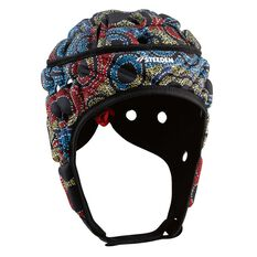 Steeden Super Lite Indigenous Headgear, , rebel_hi-res