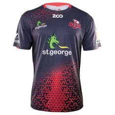 Queensland Reds 2018 Mens Training Tee, , rebel_hi-res