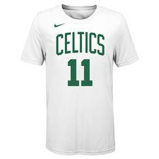 Nike Youth Boston Celtics  Tee White / Green S, White / Green, rebel_hi-res
