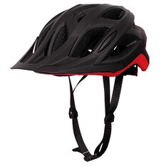 Goldcross Voyager Bike Helmet Black / Red M, , rebel_hi-res