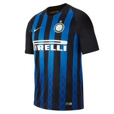 Inter Milan 2018 / 19 Mens Home Jersey, , rebel_hi-res