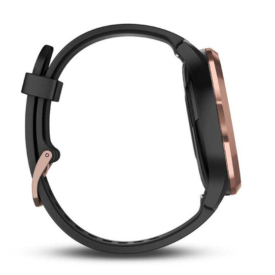Garmin Vivomove HR Fitness Tracker Black Rose Gold, , rebel_hi-res