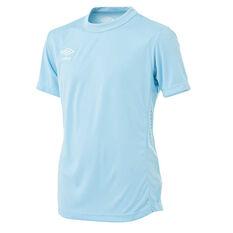 Umbro Kids League Knit Jersey Sky Blue XS, Sky Blue, rebel_hi-res