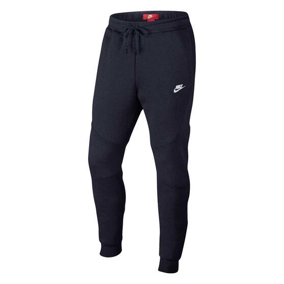 Nike Sportswear Mens Tech Fleece Track Pants Navy L Rebel Sport