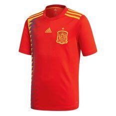 Spain 2018 Kids Home Football Jersey, , rebel_hi-res