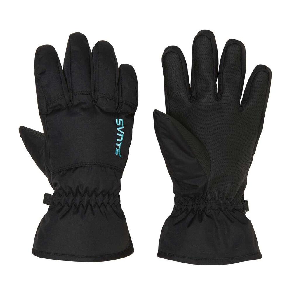 Rebel Sport Inner Gloves: SVNT5 Womens Drop Gloves Black S