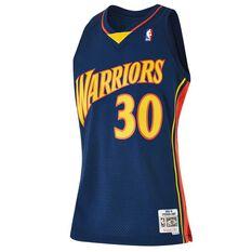 Golden State Warriors Stephen Curry Mens Road Swingman Jersey, , rebel_hi-res