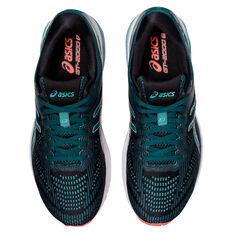Asics GT 2000 8 2E Mens Running Shoes, Black/Blue, rebel_hi-res