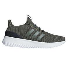 adidas CloudFoam Ultimate Mens Casual Shoes Khaki US 7, Khaki, rebel_hi-res