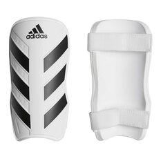 Adidas Everlite Shin Guards White / Black S, White / Black, rebel_hi-res