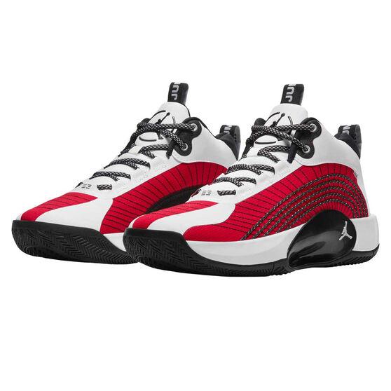 Jordan Jumpman 2021 Mens Basketball Shoes White US 9, White, rebel_hi-res