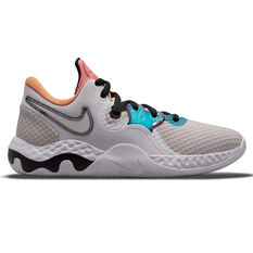 Nike Renew Elevate 2 x Space Jam: A New Legacy Basketball Shoes Grey US 7, Grey, rebel_hi-res