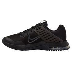 Nike Air Max Alpha TR 3 Mens Training Shoes Black/White US 9.5, Black/White, rebel_hi-res