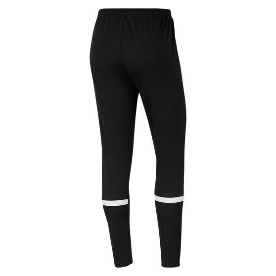 Nike Womens  Dri-FIT Academy 21 Knit Soccer Pants, Black, rebel_hi-res