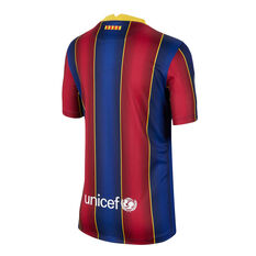 FC Barcelona 2020/21 Youth Home Jersey Blue / Red XS, , rebel_hi-res