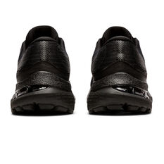 Asics GEL Kayano 28 Kids Running Shoes, Black/Grey, rebel_hi-res