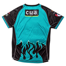 Brisbane Heat 2019 Mens Jersey Teal S, Teal, rebel_hi-res
