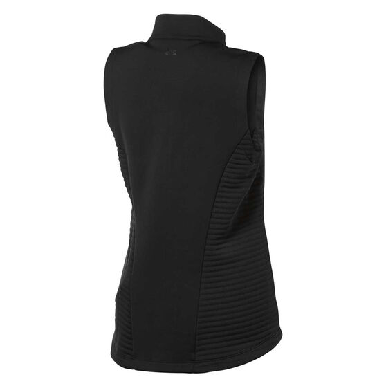 Under Armour Womens Storm Daytona Vest, Black, rebel_hi-res