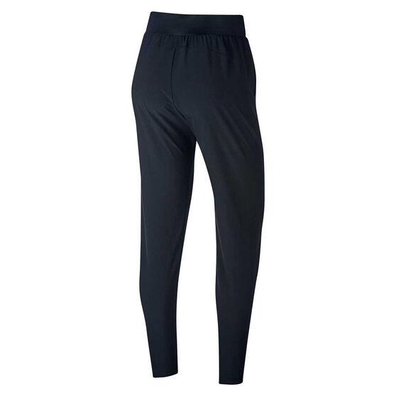 Nike Womens Bliss Victory Training Pants, Black, rebel_hi-res
