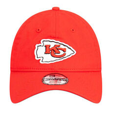 Kansas City Chiefs New Era 9TWENTY Washed Cap, , rebel_hi-res