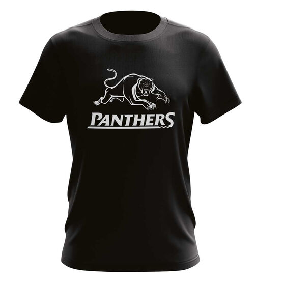 Penrith Panthers Mens Outline Tee S, , rebel_hi-res