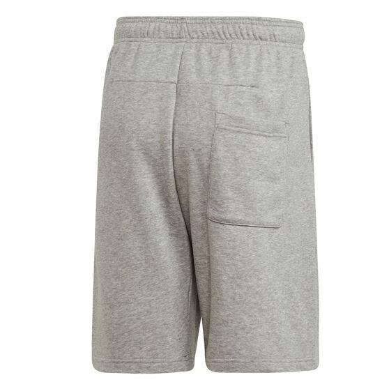 adidas Mens Must Haves Badge of Sport Shorts, Grey, rebel_hi-res