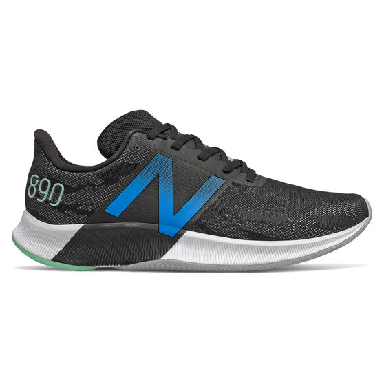 New Balance FuelCell 890v8 Mens Running Shoes, Black, rebel_hi-res