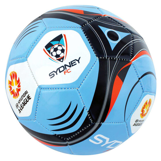 A League Sydney FC Supporter Soccer Ball, , rebel_hi-res