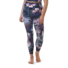 Ell & Voo Womens Camila 7/8 Tights, Print, rebel_hi-res