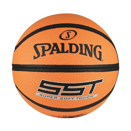 Spalding Super Soft Basketball Orange 5, Orange, rebel_hi-res