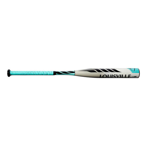 Louisville Slugger Quest Fastpitch Softball Bat, Green, rebel_hi-res