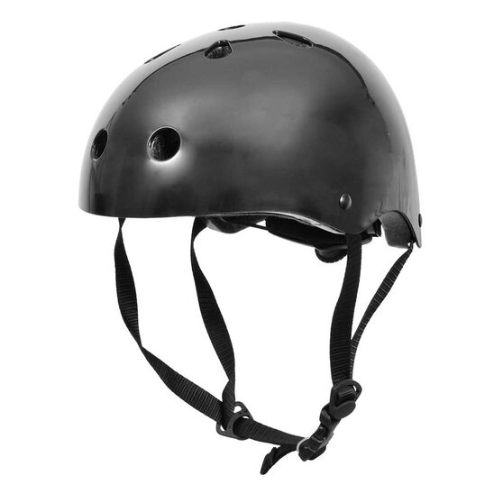 Tahwalhi Kids Helmet, Black, rebel_hi-res