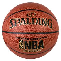 Spalding  NBA Triple Double Basketball 7 7, , rebel_hi-res