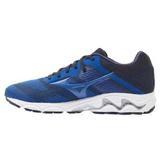 Mizuno Wave Inspire 16 Mens Running Shoes Blue / White US 8, Blue / White, rebel_hi-res
