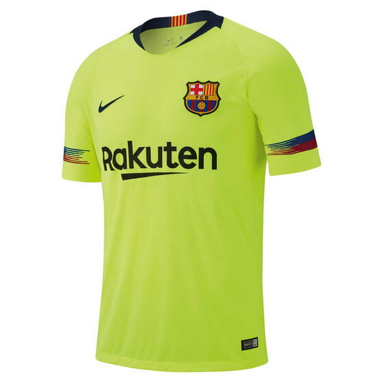 d50b2358e FC Barcelona 2018/19 Kids Away Football Jersey, , rebel_hi-res