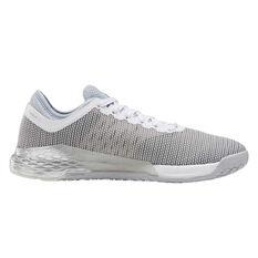 Reebok Nano 9 Womens Training Shoes Grey / White US 6, Grey / White, rebel_hi-res