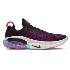 Nike Joyride Mens Running Shoes Black / Pink US 7, Black / Pink, rebel_hi-res