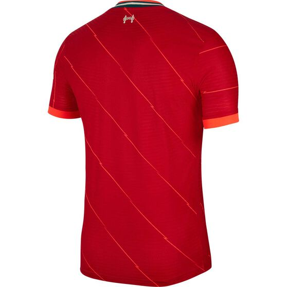 Liverpool FC 2021/22 Authentic Mens Home Jersey, Red, rebel_hi-res