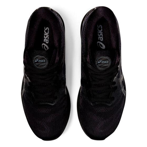 Asics GEL Nimbus 23 Mens Running Shoes, Black, rebel_hi-res