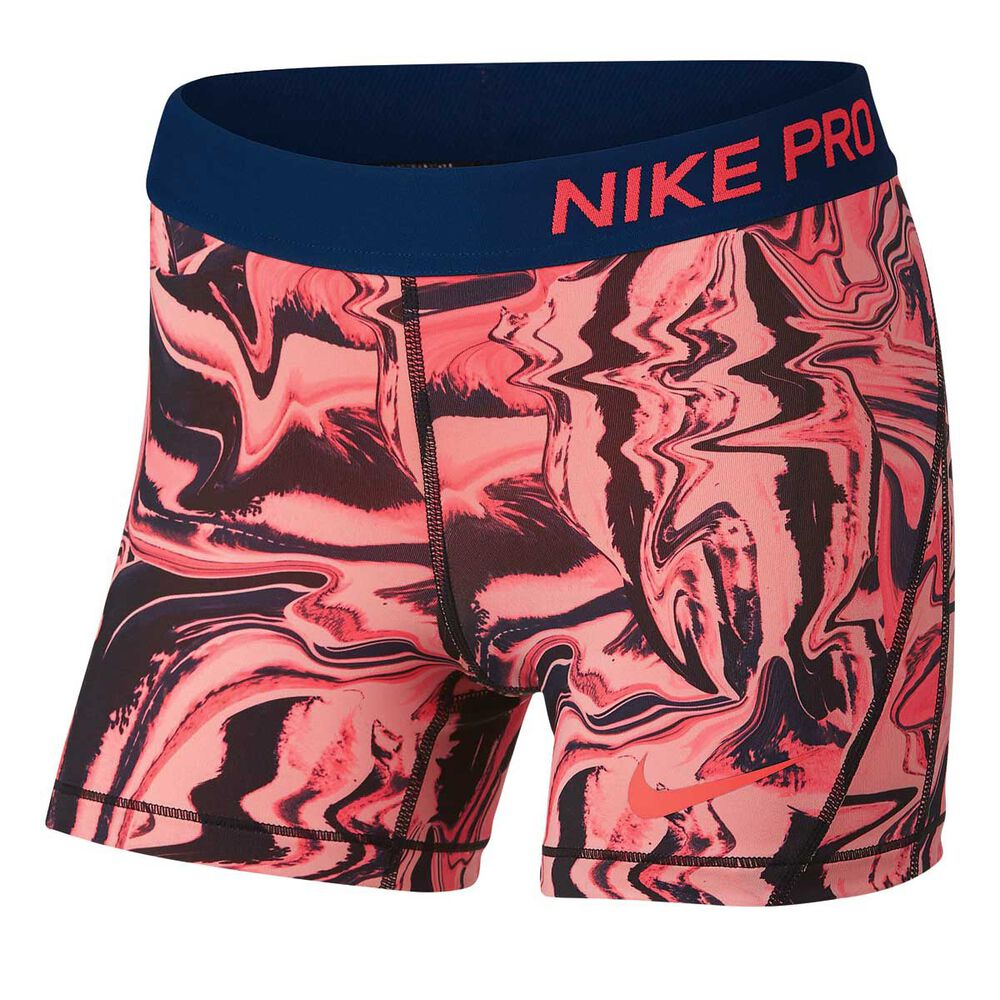 Nike Classic Pro Shorts Pink   Navy XS  66ce8acb2