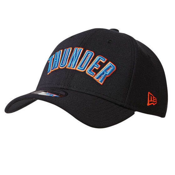 Oklahoma Thunder 39THIRTY Type Hype Cap Navy / Blue, , rebel_hi-res