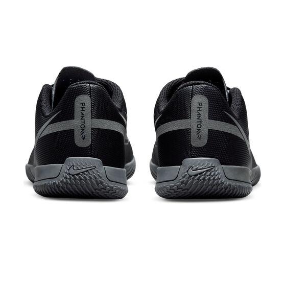 Nike Phantom GT2 Club Kids Indoor Soccer Shoes, Black/Grey, rebel_hi-res