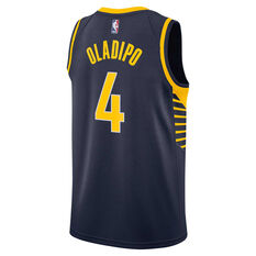 Nike Indiana Pacers Victor Oladipo 2019 Mens Swingman Jersey Navy S, , rebel_hi-res