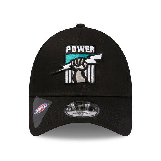 Port Power 2019 New Era 9FORTY Media Cap, , rebel_hi-res