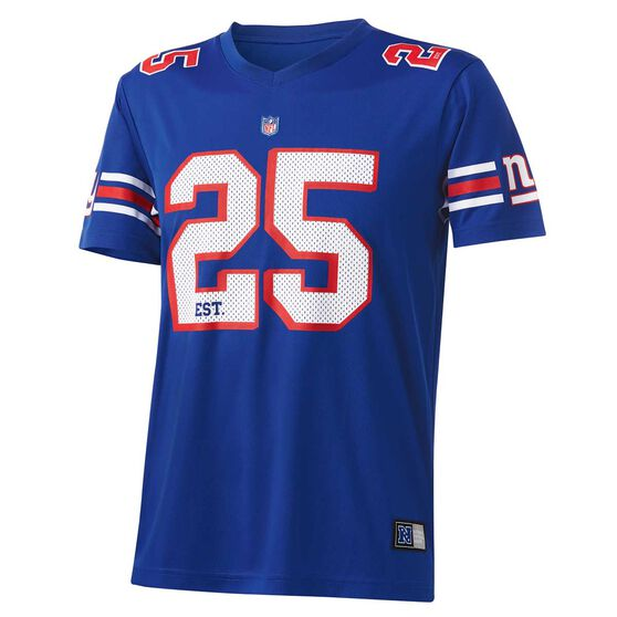 New York Giants Poly Mesh Tee, , rebel_hi-res